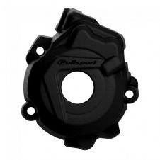 IGNITION COVER PROTECTOR KTM/HUSKY SXF250 13-15, SXF350 12-15, FC250/350 14-15 BLACK